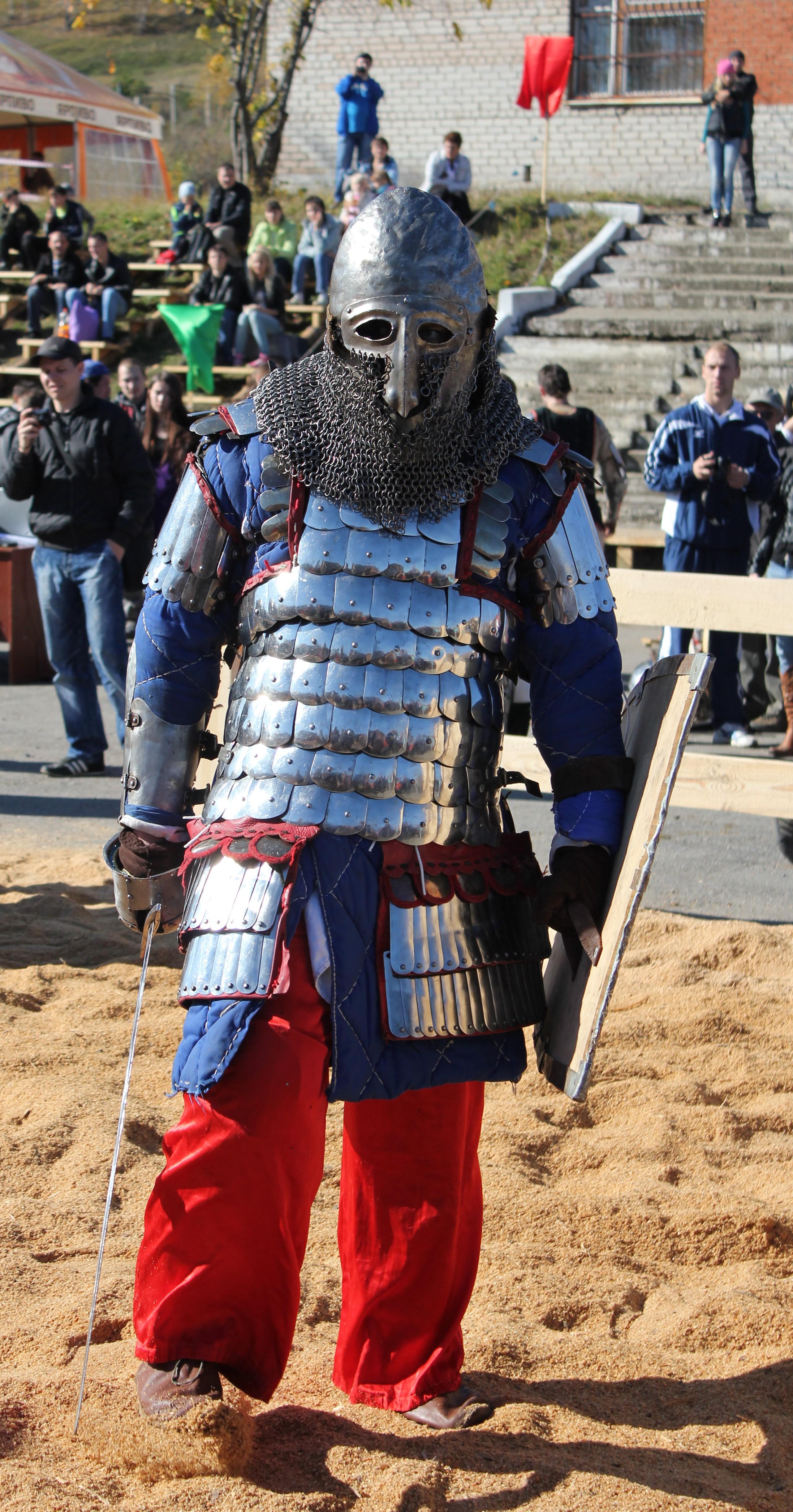 knight by Hudojnica