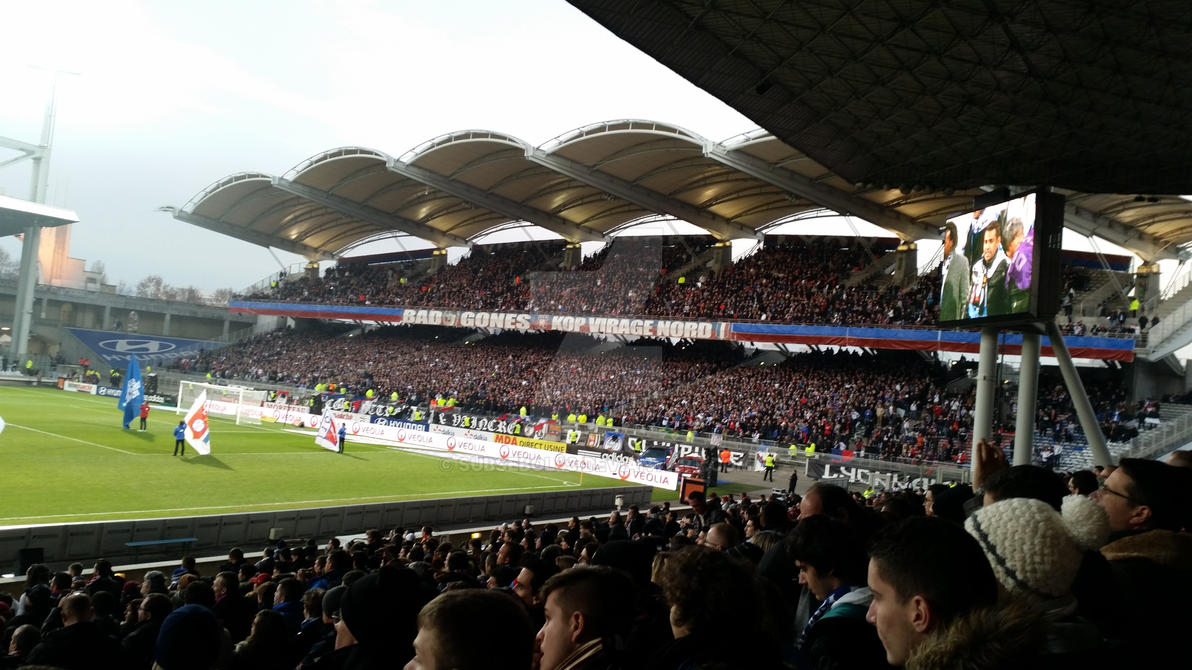 Virage Nord Gerland 5th December 2015 by subsebol43