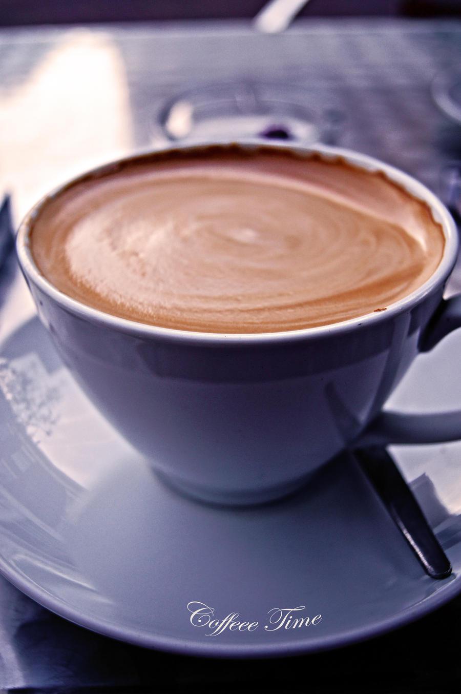 Coffee Time by Nittaaaa