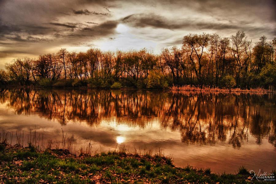 Riverside by Nittaaaa