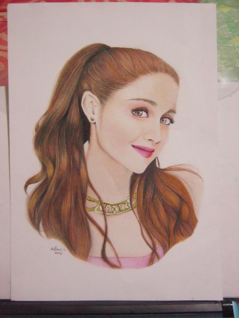 Ariana Grande by emiely