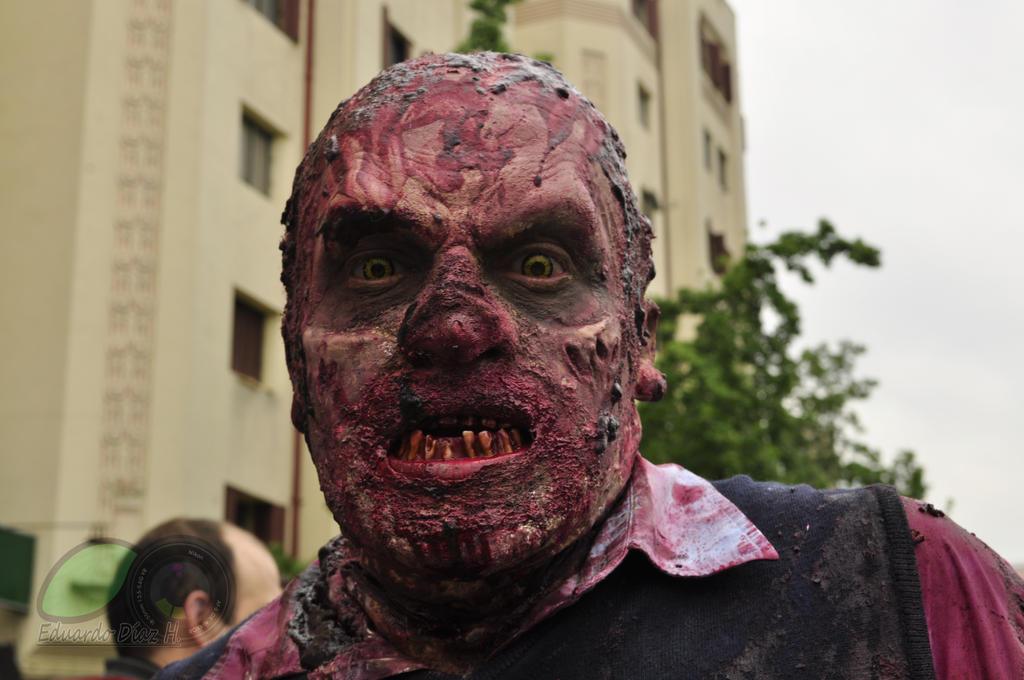 Disturbed face by EduardoDiaz
