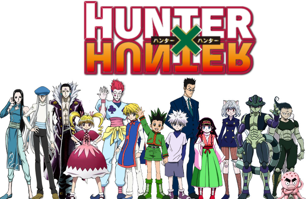 Hunter X Hunter 2011 Fanmade Poster By Shinobidude17 On Deviantart
