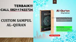TERMURAH!!!, Call 082117422724, Al-Quran Custom