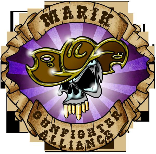 Marik gunfighter alliance logo by dustygrafix on deviantart - Gunfighter wallpaper ...