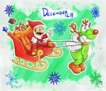 Mario Calendar 2016 Set - December