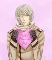 Happy Valentine's Day by GoldieAuvs