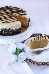 cake and slice by shatinn