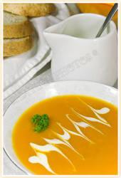 Pumpkin soup by shatinn