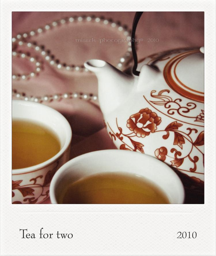 Pola - China tea set by shatinn