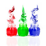 Smoke art RGB