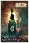 Happy New Year 2012 by shatinn