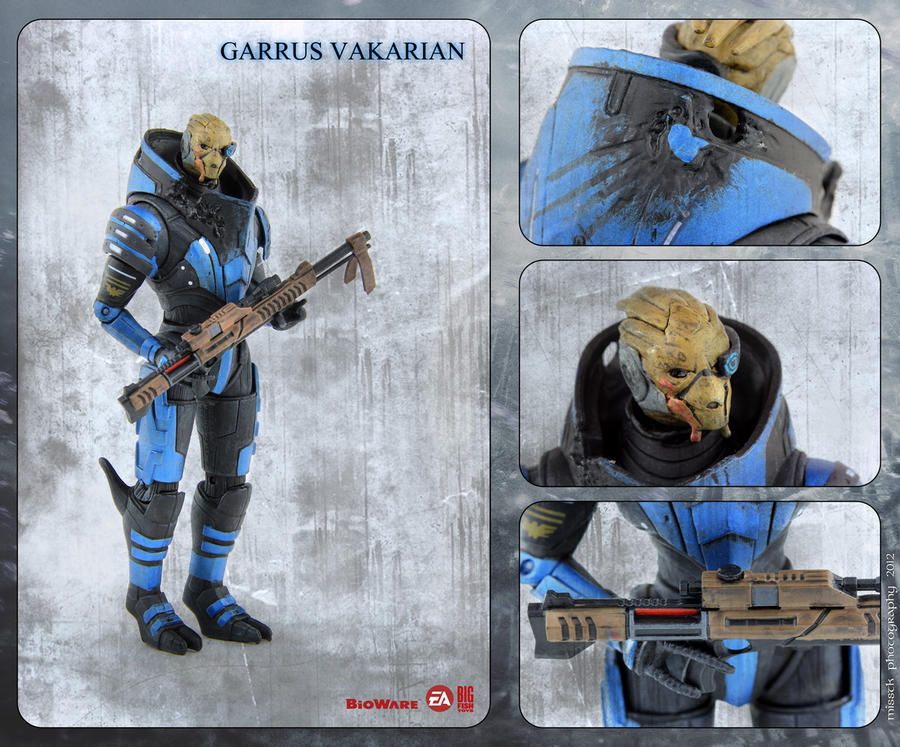 garrus action figure card by shatinn on deviantart