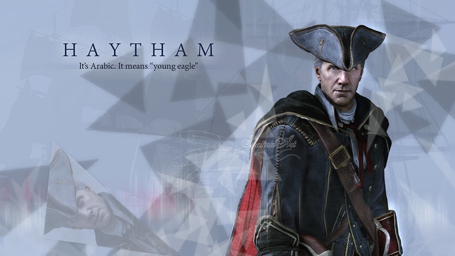 Haytham By Shatinn On Deviantart