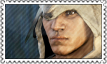 Ratonhnhaketon stamp 1 by shatinn