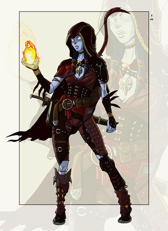 Image result for pathfinder Samsarans