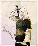Commission: Sylvana