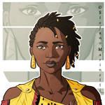 OC: Clythia portrait