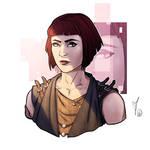Commission: Maxine