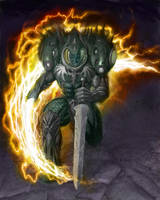 Warhammer by AnibalO