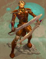 swordman by AnibalO