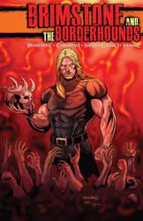 Brimstone Issue 1 Cover Art