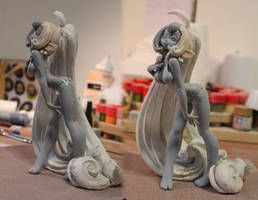 Sand in Progress by Atelier-Enaibi