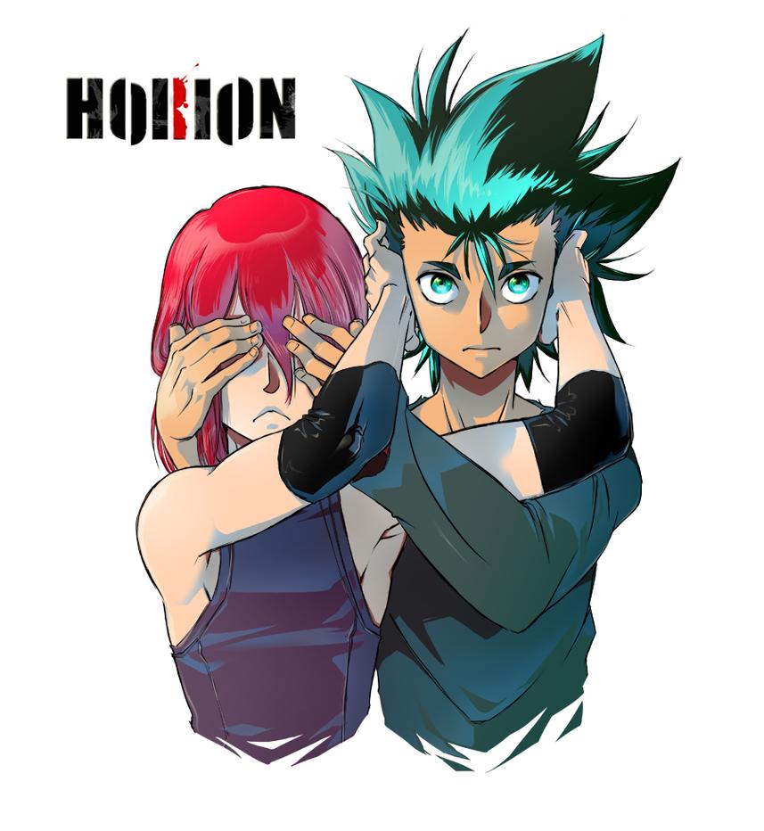 HORION by Atelier-Enaibi