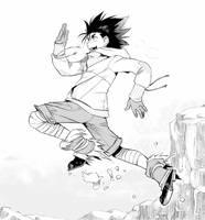 Running Manga ! by Atelier-Enaibi