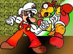 Mario Bounce Back