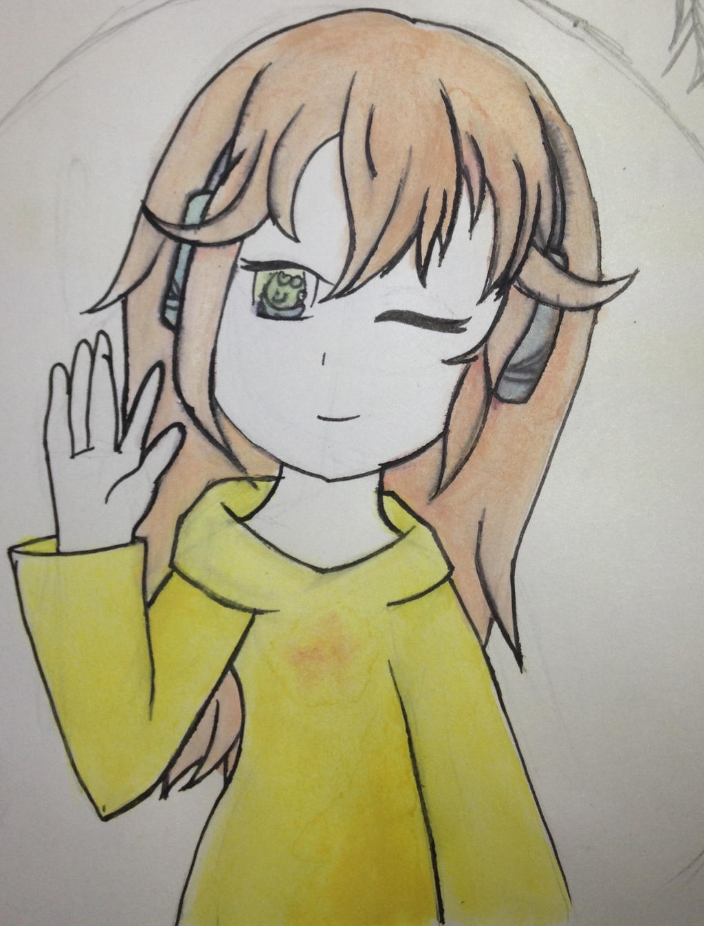 Hi! by VliegendeFiets