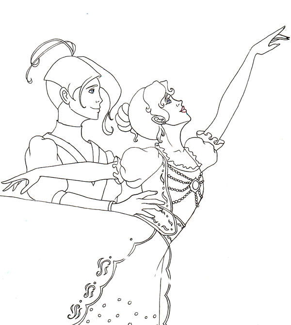Bedtime Stories: The Nutcracker WIP by GossamerWing