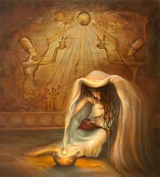 Devotion by KatiaHonour