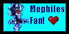 Mephiles Stamp by scourgexfionafan