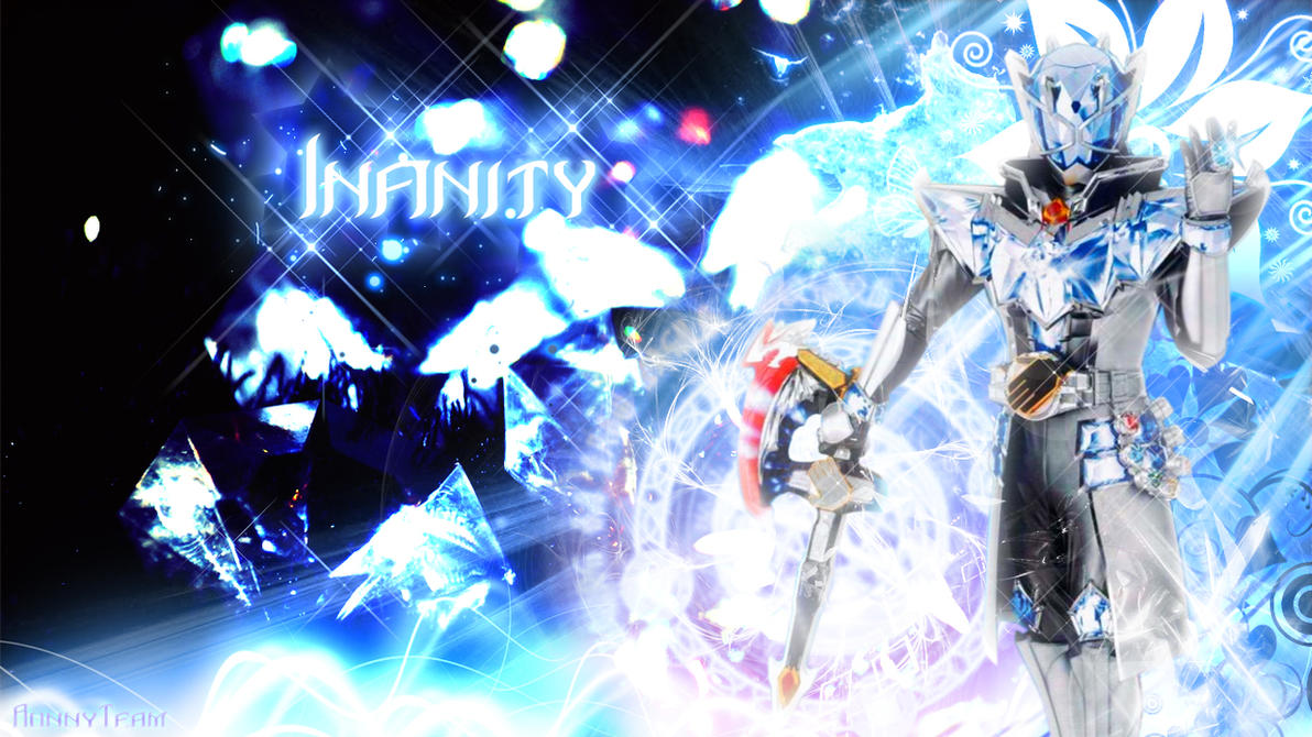 Kamen Rider Wizard Infinity Style by Pokkrong007 on deviantART