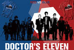 Doctor's Eleven T-shirt sale!!!