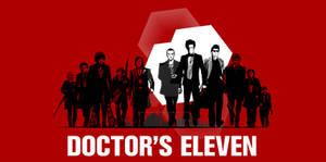 Doctor's Eleven Print