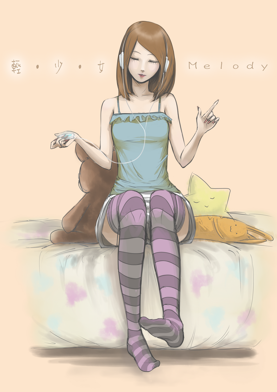Melody by moontown0125
