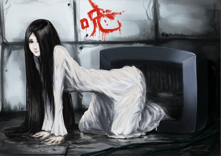 Sadako Yamamura By Moontown0125 On Deviantart