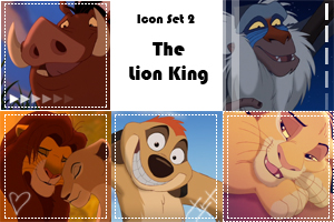 The Lion King by AngelicPunx