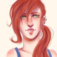 Noelle by shycatgirl