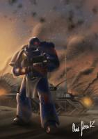 Reinforcements by LordDoomhammer
