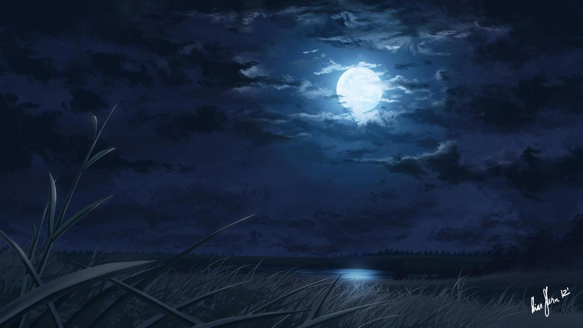 Graceful Moonlight by LordDoomhammer