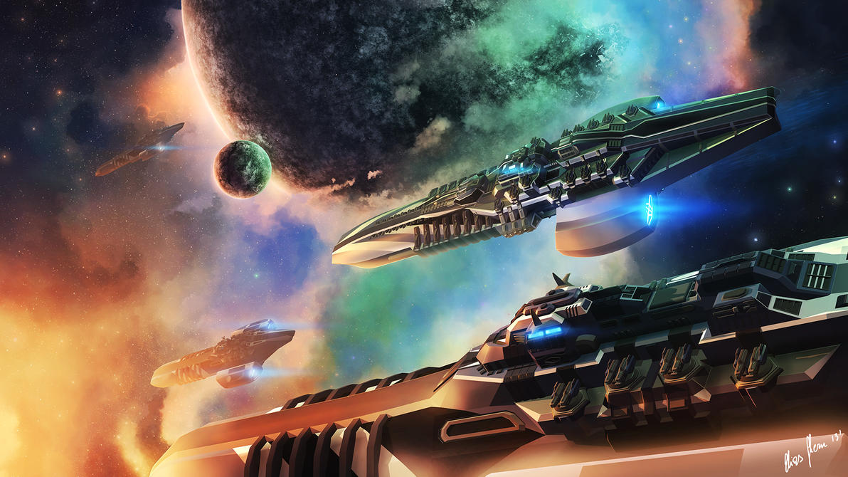 Wonderful Universe by LordDoomhammer