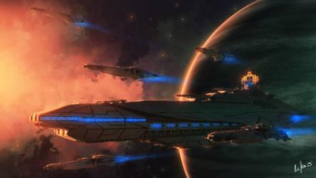 Towards Doom by LordDoomhammer