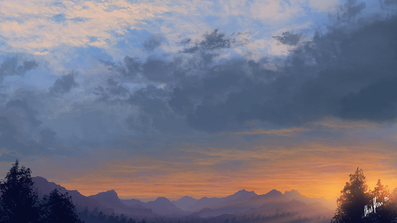 Sunrise Beauty by LordDoomhammer