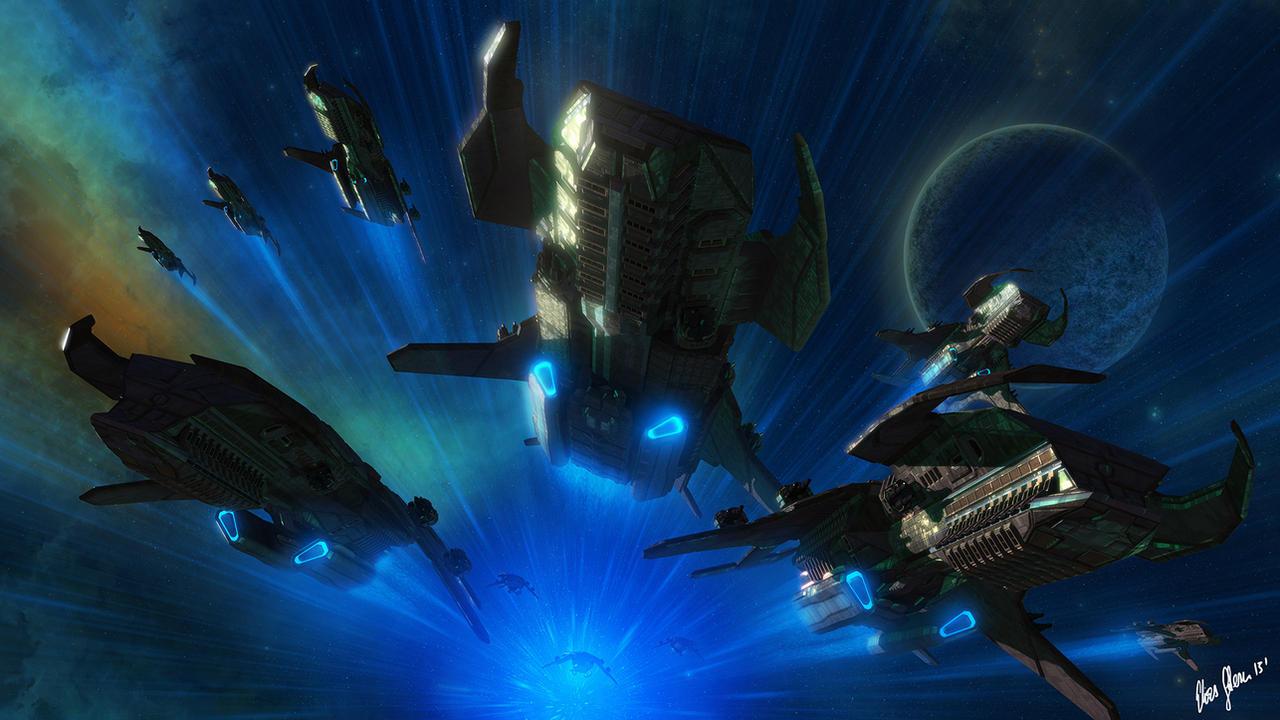 Annihilation Voyage by LordDoomhammer