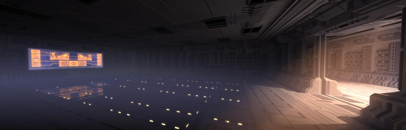 B - Mystère au sous sol 35 Server_room_panorama_by_lorddoomhammer-d7rquzf