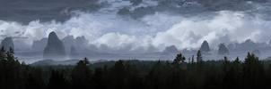Dark Clouds 02