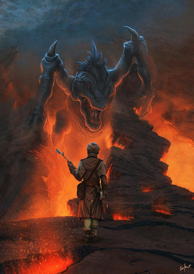 Traveler of Worlds by LordDoomhammer